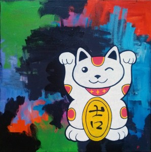 Lucky Cat no. 1