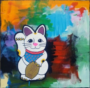 Lucky Cat no. 2