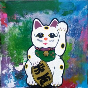Lucky Cat no. 3