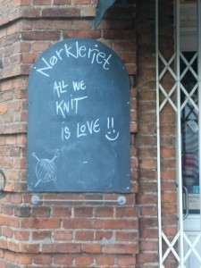 """All we knit is love"""